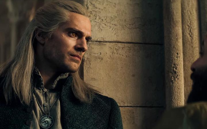 إعلان الموسم الأول من The Witcher أ نبوب